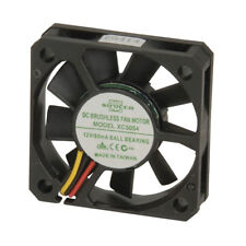 NEW 40mm 3 Wire 12V DC Ball Bearing Fan XC5054