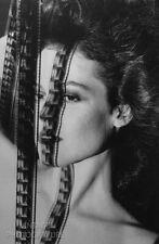1983 Vintage Matted HELMUT NEWTON Movie Actress SIGOURNEY WEAVER Photo Art 14x11