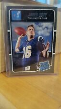 JARED GOFF 2016 Donruss #372  Rated Rookie Rookie Card (RC) NRMNT