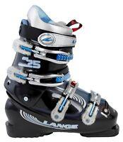 NEW $375 Womens Lange Concept 75 Ski Boots Ladies Size USA 5 5.5 6 6.5 7 Girls