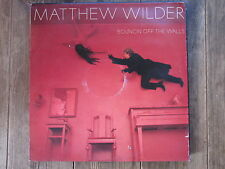 """LP - MATTHEW WILDER - BOUNCIN OFF THE WALLS  """"TOPZUSTAND!"""""""