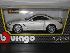 MERCEDES-BENZ SL 65 AMG - Bburago - 1:24 PLUS - #18-21066