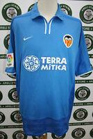 maglia calcio VALENCIA MENDIETA TG XL shirt maillot trikot camiseta
