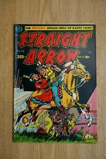 Magazine Enterprises Straight Arrow #14 (June,1951)