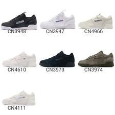 Reebok Classic Workout Plus Men Women Shoes Sneakers Trainers Pick 1