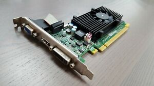 98KC7 Dell Nvidia GeForce GT 620 1GB 64-bit DDR3 HDMI VGA DVI PCIe Video Card
