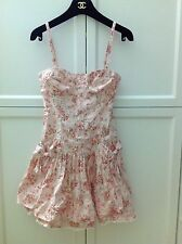 Liz Lisa Pink Dress Floral Lace Corset Angelic Pretty Lolita Snidel Bow ViVi