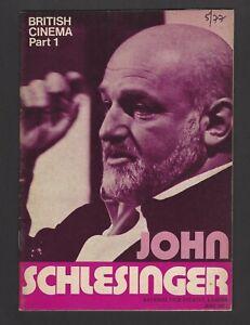 National Flim Theatre June 1977 JOHN SCHESINGER