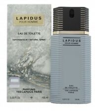 TED LAPIDUS POUR HOMME EAU DE TOILETTE 100ML SPRAY - MEN'S FOR HIM. NEW