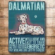 Dalmation Dog..., Colourful Metal Fridge magnet Sign,