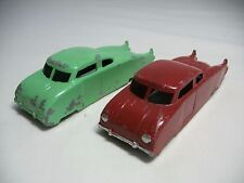 Midgetoy Selection of Vintage Midgetoy Fantasy Car 1948 Red + Green