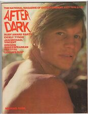 AFTER DARK entertainment magazine/Michael York/Jan Michael Vincent 7-76