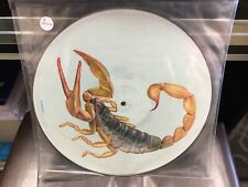 Scorpions Big City Nights / Bad Boys Running Wild PICTURE DISC Harvest UK EX
