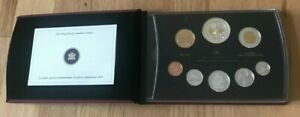 2011 Canada Silver Proof Set - Original Packaging with COA