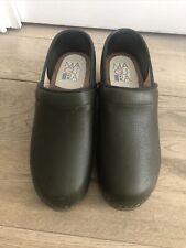 Maguba Swedish Clogs Size 38