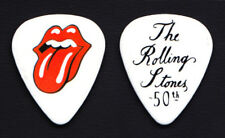 The Rolling Stones 50th Anniversary Promotional Guitar Pick #1 - 2012 Grrr!