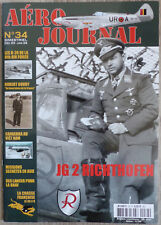 Aéro-Journal n°34 - JG 2 Richthofen - 2004
