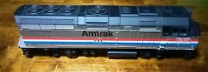 Walthers Amtrak 231 HO Train Engine Electric Tested