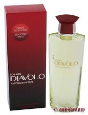 Diavolo by Antonio Banderas 6.7oz/200ml Edt Spray For Men New In Box