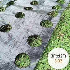 Plant Weed Block Raised Bed Outdoor Garden Weed Rugs Garden Plant Weed Block Mat