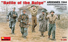 Miniart 1/35 batalla de las Ardenas, Ardenas 1944 # 35084