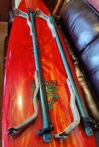 Vintage 1960s Bay Standard Aloha Surfboard Racks