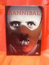 Hannibal (DVD, 2007, 2-Disc Set, Collectors Edition Steelbook) - Like NEW