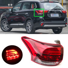 Left For Mitsubishi Outlander 2016-19 Outer LED Rear Brake Stop Tail Lamp Light