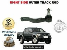 FOR MITSUBISHI L200 WARRIOR 2.5 DID 2006 > RIGHT SIDE OUTER TRACK TIE ROD END