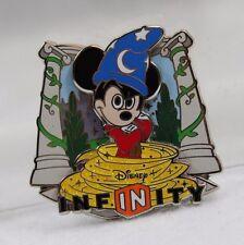 Disney GenEARation D 2015 Digital Box Set Sorcerer Mickey Infinity Pin LE 300