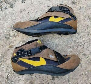 Nike Supa Pooh Bah Poohbah Retro MTB Mountain Bike Shoes Boots UK 10 EUR 45 SPD