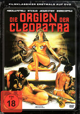Die Orgien der Cleopatra , DVD , Erotik Spielfilm , neu , Caligula , Cäsar