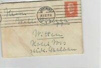 German Postal History Stamps Cover Ref: R4670