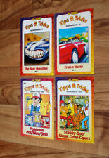 Old Collectible Card Cruis'n World Top Gear Overdrive Scooby-Doo Pokémon N64