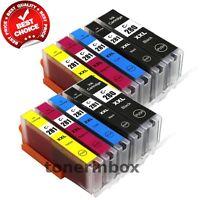 10 PK PGI-280 XXL CLI-281 XXL Ink for Canon PIXMA TS6120 TS6220 TS8120 TS9120