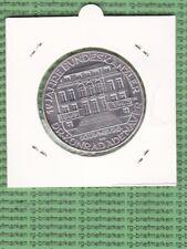 Silbermedaille 14 Jahre Bundeskanzler Konrad Adenauer 1963 (M354)
