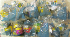 McDonald's Despicable Me Minions Happy Meal Toys ~ Complete Set Of 12 NIP ~ 2015