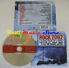 CD ROCK 2002 DE L'ANNEE OASIS ELVIS JXL NICKELBACK MOBY COLDPLAY (C10) NO lp mc