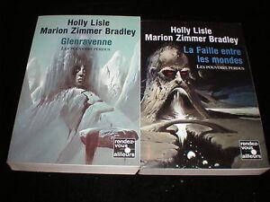 Holly Lisle & Marion Zimmer Bradley : Duologie Les pouvoirs perdus GF RVA