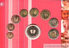 Coinset / Muntset Spain 2003 Euro Babyset BU