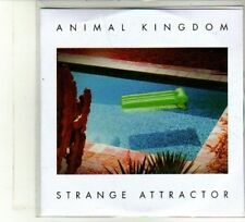 (DU377) Animal Kingdom, Strange Attractor - 2013 DJ CD