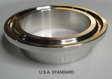 Sanitary Stainless Steel Short Weld Ferrule 1.5''