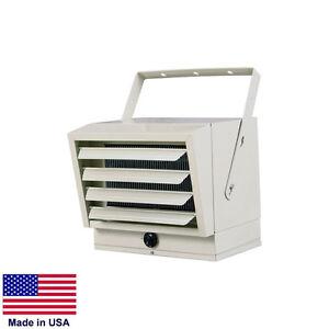 ELECTRIC HEATER - Commercial - 5,000 Watt - 240 Volt - 1 Phase - 17,065 BTU