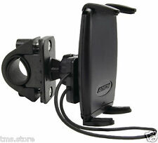 Secure- Arkon SM532 Motorcycle FAT Handlebar Smartphone iPhone Cell Phone Mount