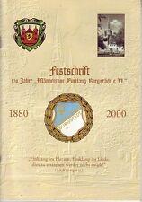Chronik/Festschrift 120 Jahre Männerchor Einklang Burgstädt e.V./Chemnitz/Mühlau