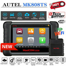 AUTEL WIFI Bluetooth Full System OBD2 Scanner Diagnostic Tool ABS EPB TPMS IMMO