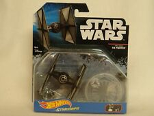 Star Wars - Hot Wheels - Die Cast - Tie Fighter - Mattel - Neuf