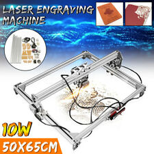 50x65cm Area Mini Laser Engraving Cutting  Engraver Machine Printer Kit