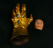 Diamond Marvel Select Thanos Infinity Gauntlet & Lady Death Woman's Face Mask