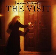 Loreena McKennitt-The Visit/quinland Road CD 1991